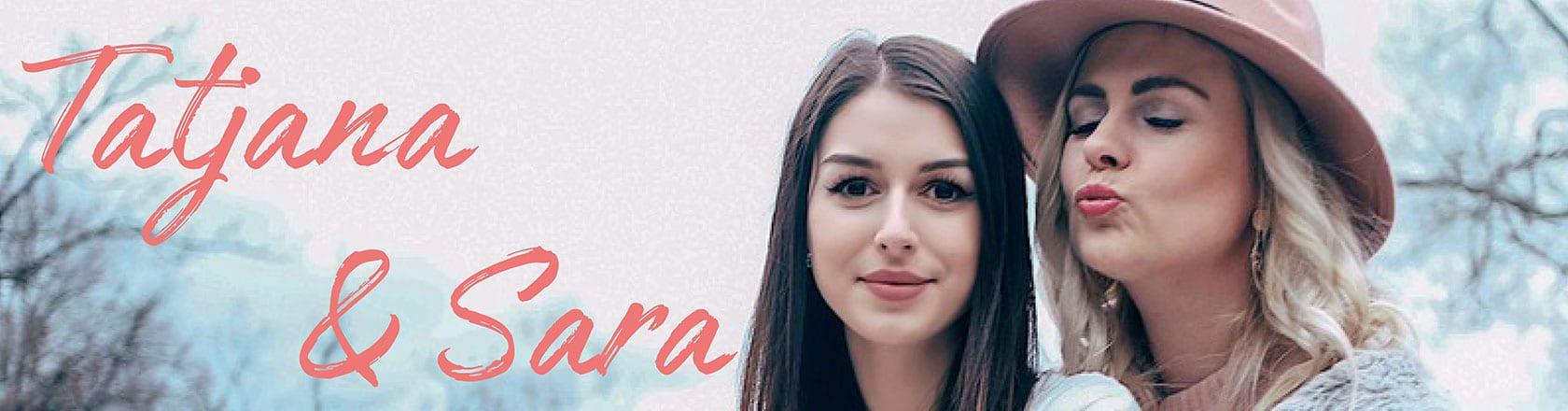 SO COSI Besties Kollektion Tatjana und Sara