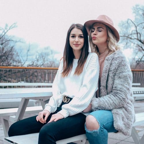 SO COSI Besties Tatjana & Sara